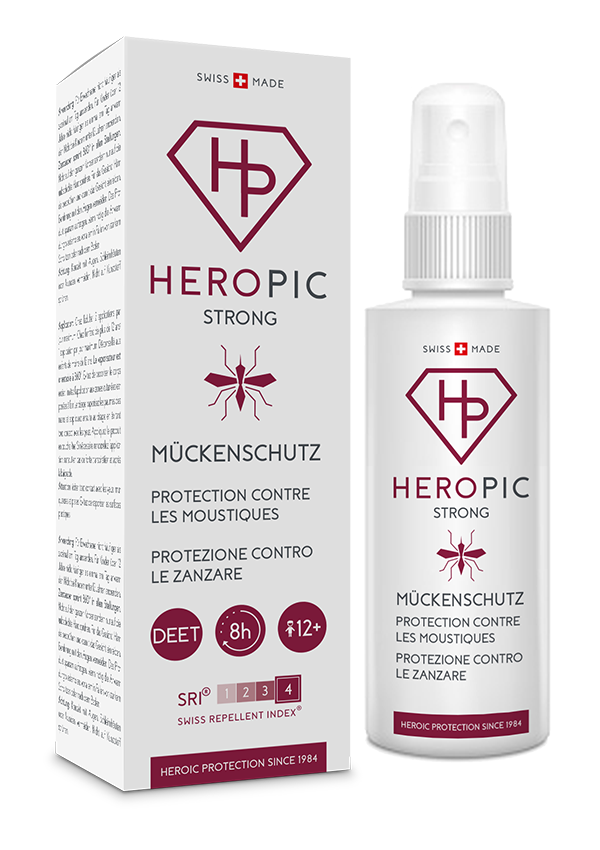 HEROPIC STRONG Mosquito repellent