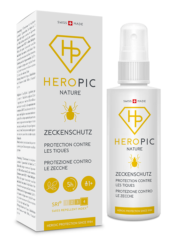 HEROPIC NATURE Tick repellent
